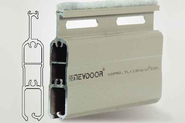 Cửa Cuốn Newdoor MS VIP 50I